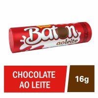 Chocolate Garoto Baton ao Leite 16g - Cód. 78912359C960