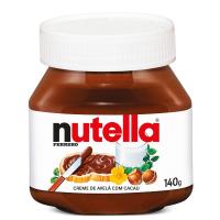 Chocolate Nutella Creme de Avela com Cacau 140g - Cód. 7898024395232C10