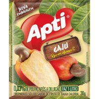 Refresco Apti 30G Caju - Cód. 7896327500278C120