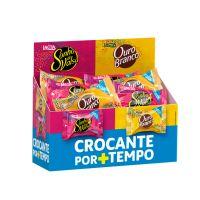 Chocolate Lacta 500g Sortido Ouro Branco e Sonho de Valsa - Cód. 7622210563781