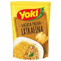 Batata Palha Yoki Extra Fina 100G - Cód. 7891095031122C20