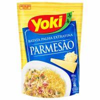 Batata Palha Yoki Parmesao 100G - Cód. 7891095031177C20