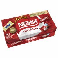 Bombom Nestle 251g Especialidades - Cód. 7891000325131C30