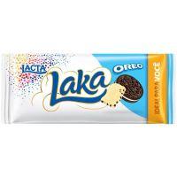 Chocolate Lacta Laka Oreo 90g - Cód. 7622210936707C17