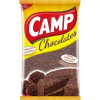 Chocolate Camp 130G Granulado - Cód. 7898027658457C24