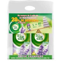 Purificador Bom Ar 250Ml Freshmatic 20%Off Lavanda - Cód. 7891035918216C6