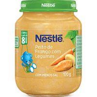Papinha Nestle 170G Gal/Leg.Pedacos - Cód. 7891000049242C6