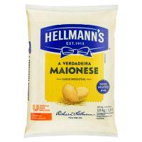Maionese Hellmanns 2,8kg - Cód. 7891150055285