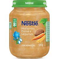 Papinha Nestle 170G Car/Mac/Leg.Ped - Cód. 7891000049259C6
