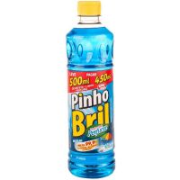 Desinfetante Pinho Bril 500Ml Pague 450Ml Brisa Do Mar - Cód. 7891022854787C12