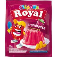 Gelatina Royal 25G Framboesa - Cód. 7622300859930C90