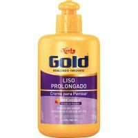 Creme Pentear Niely Gold 280G Liso Prolong - Cód. 7896000712981C12