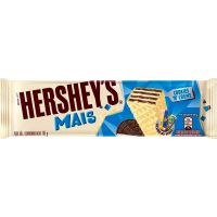 Chocolate Hersheys Mais 115G Cookies N Cream - Cód. 7898292885541C48