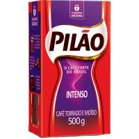 Cafe Pilao 500G Vacuo Intenso - Cód. 7896089012880C20