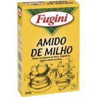 Amido De Milho Fugini 500G - Cód. 7897517203610C12