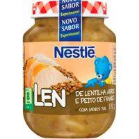 Alimento Infantil Nestle 170G Lentilha Arroz Frango - Cód. 7891000088593C6