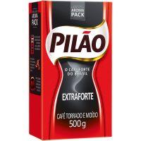 Cafe Pilao 500G Vacuo Extra Forte - Cód. 7896089013405C20
