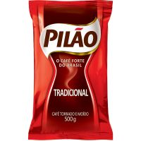 Cafe Pilao 500G Almofada - Cód. 7896089012019C10