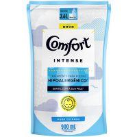 Refil Amaciante Concentrado Comfort Puro Cuidado 900Ml - Cód. 7891150054561C12