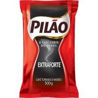 Cafe Pilao 500G Almofada Extra Forte - Cód. 7896089013399C10