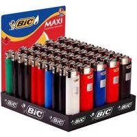 Isqueiro Bix Maxi Com 50 Unidades - Cód. 70330631212C6