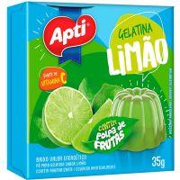 Gelatina Apti 35G Limao - Cód. 7896327514145C36