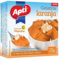 Gelatina Apti 35G Laranja - Cód. 7896327514206C36