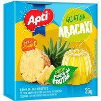 Gelatina Apti 35G Abacaxi - Cód. 7896327514138C36