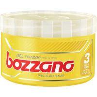 Gel Fixador Bozzano 300G Amarelo Proteção Solar - Cód. 7891350032130C6