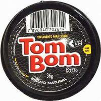 Tom Bom 36G Pasta Preta - Cód. 7896040703093C48