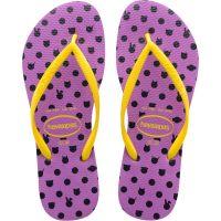 Sandália Havaianas Slim Fresh Purpura 37/8 - Cód. 7895265924405