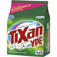 Detergente em Po Tixan Sache 1Kg Sensacoes - Cód. 7896098906736C20