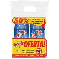Repelente Repelex Aero 50 Off 2Un - Cód. 7891035621468C6