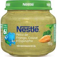 Papinha Nestle 115G Gal/Leg/Hortal - Cód. 7891000049082C6