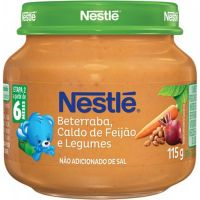 Papinha Nestle 115G Fei/Ar/Bet/Leg - Cód. 7891000049266C6