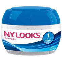 Gel Fixador Nylooks 250G Incolor Media 1 - Cód. 7896235320425C12