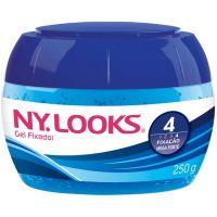 Gel Fixador Nylooks 250G Azul Mega 4 - Cód. 7896235320401C12
