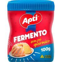 Fermento Apti 100G Po - Cód. 7896327512967C24