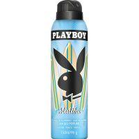 Desodorante Aerosol Playboy Masc Malibu 96G - Cód. 7892940000171C12