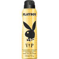 Desodorante Aerosol Playboy Fem Vip 96G - Cód. 7892940000218C12