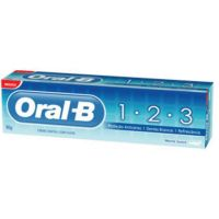 Creme Dental Oral-B 123 90G - Cód. 7501006710410C48