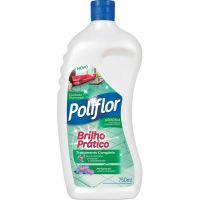 Cera Poliflor 750Ml Prático Verde - Cód. 7891035320200C12