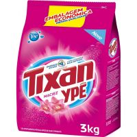 Detergente Em Pó Tixan Sache 3Kg Maciez - Cód. 7896098903827C6