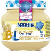 Alimento Infantil Nestle 120G Banana C/Leite - Cód. 7891000064795C6