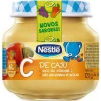 Alimento Infantil Nestle 120G Caju - Cód. 7891000077849C6
