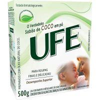 Detergente em Po Ufe Coco 500G - Cód. 7896060401559C12