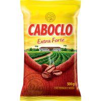 Cafe Caboclo 500G Extra Forte Almofada - Cód. 7896089016239C10