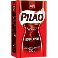 Cafe Pilao 250G Vacuo - Cód. 7896089012637C20