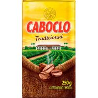 Cafe Caboclo 250G Vacuo - Cód. 7896089012460C20