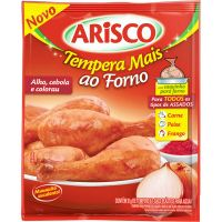 Tempero Arisco Tempera Mais Ao Forno Alho, Cebola e Colorau - Cód. 7891150033993C15